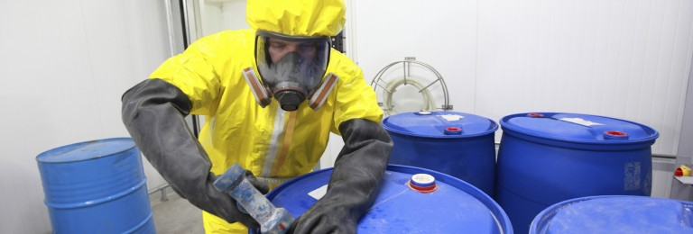 HABC Level 2 Award in the Control of Substances Hazardous to Health course from SafetyNow Training
